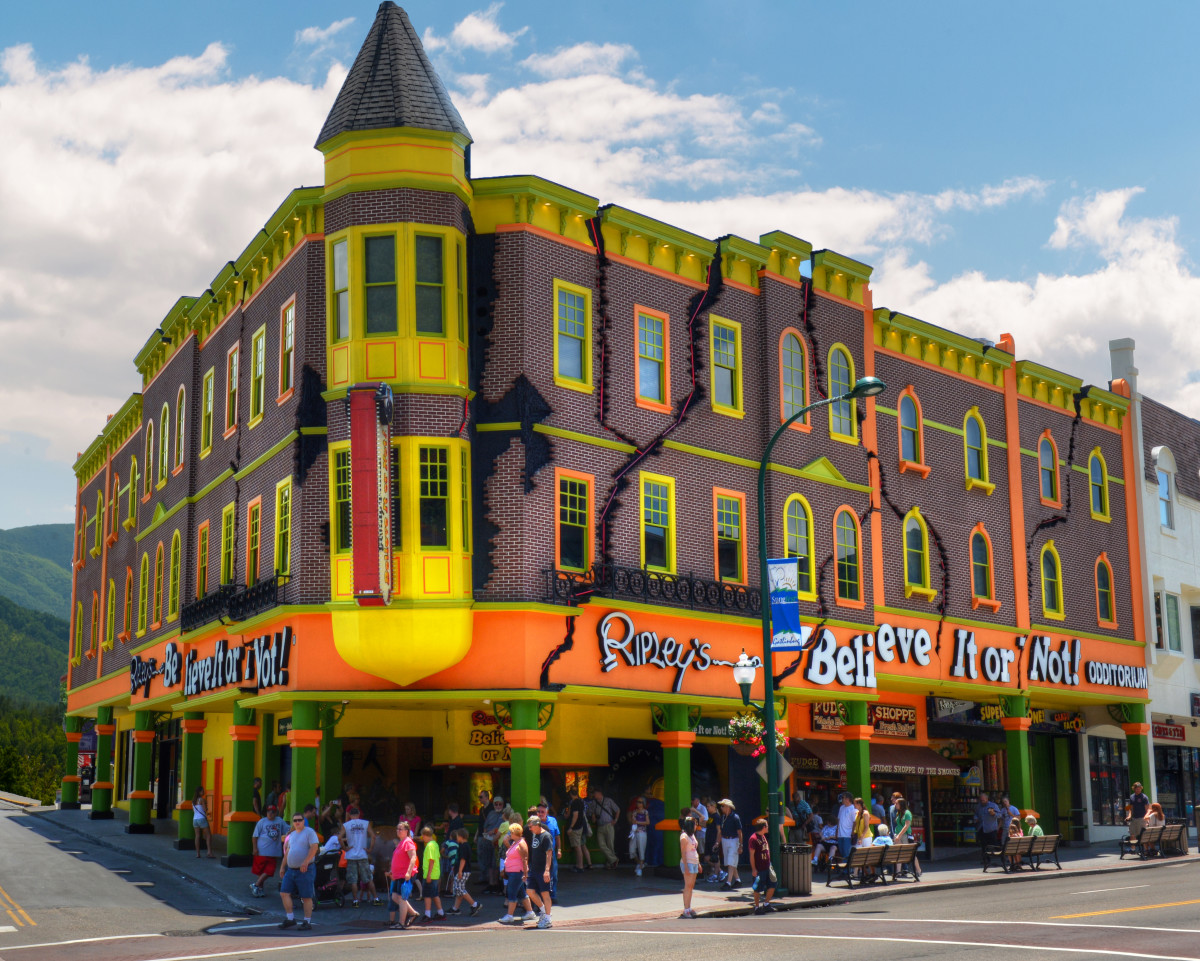 Quirky To Historical Gatlinburg S Many Museums White